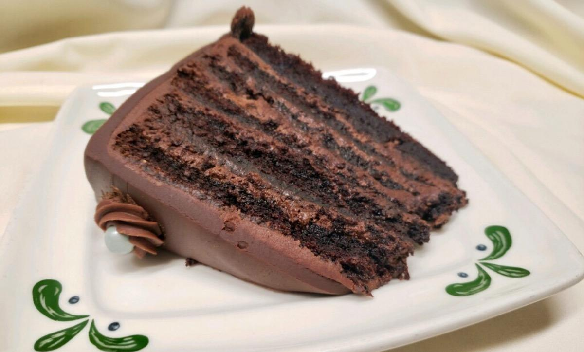 Ultimate Chocolate Layer Cake
