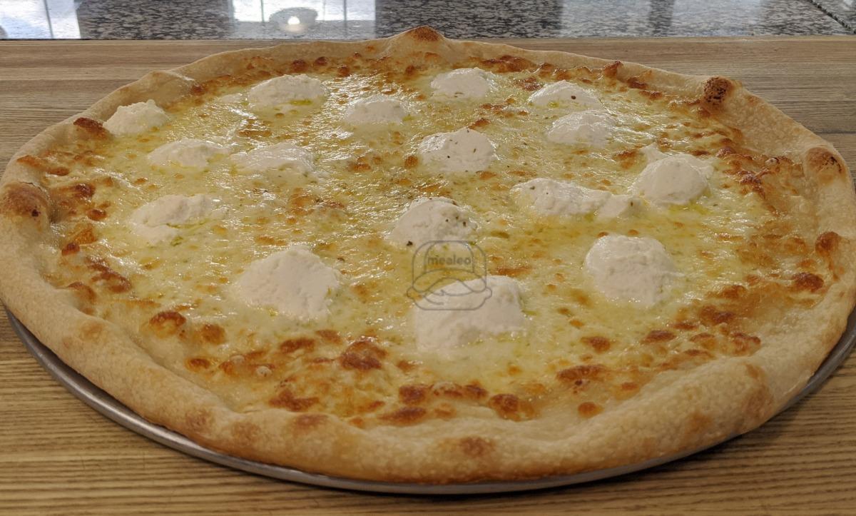 Bianco Pizza - Small (15