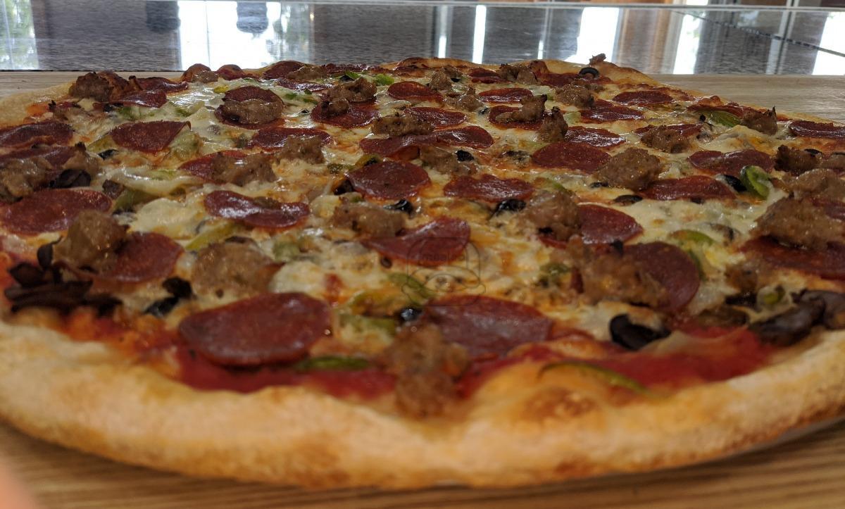 Major Six Pizza - Small (15