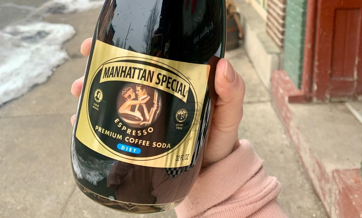 Diet Espresso Manhattan Special