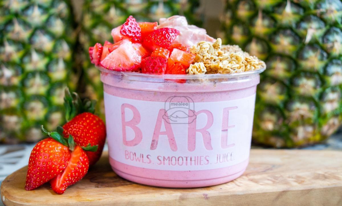 Strawberry Cheesecake Bowl