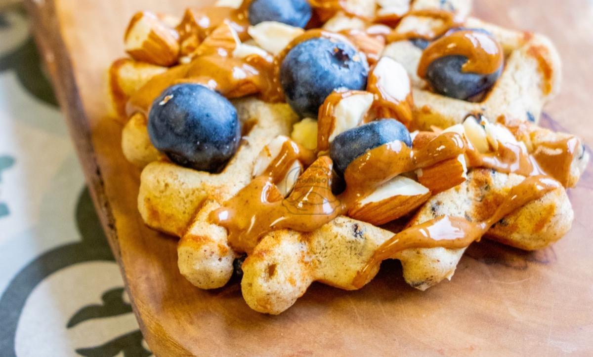 Blueberry Toasties