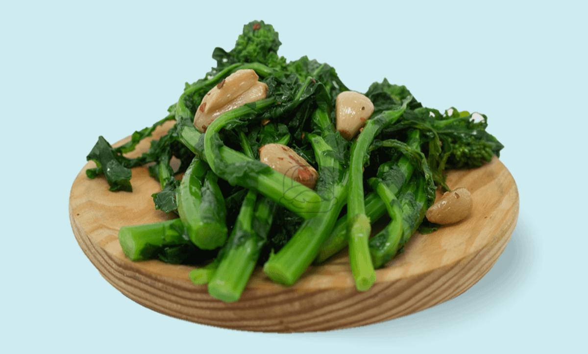 Broccoli Rabe!