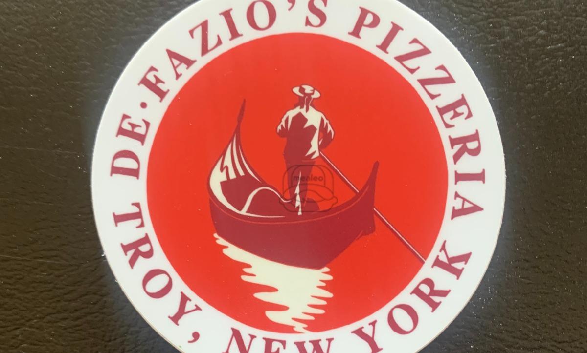 DeFazio's Gondola Sticker