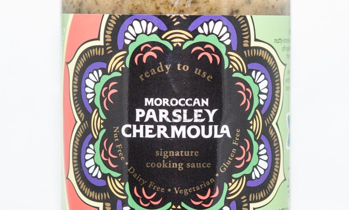 Parsley Chermoula (Jar)