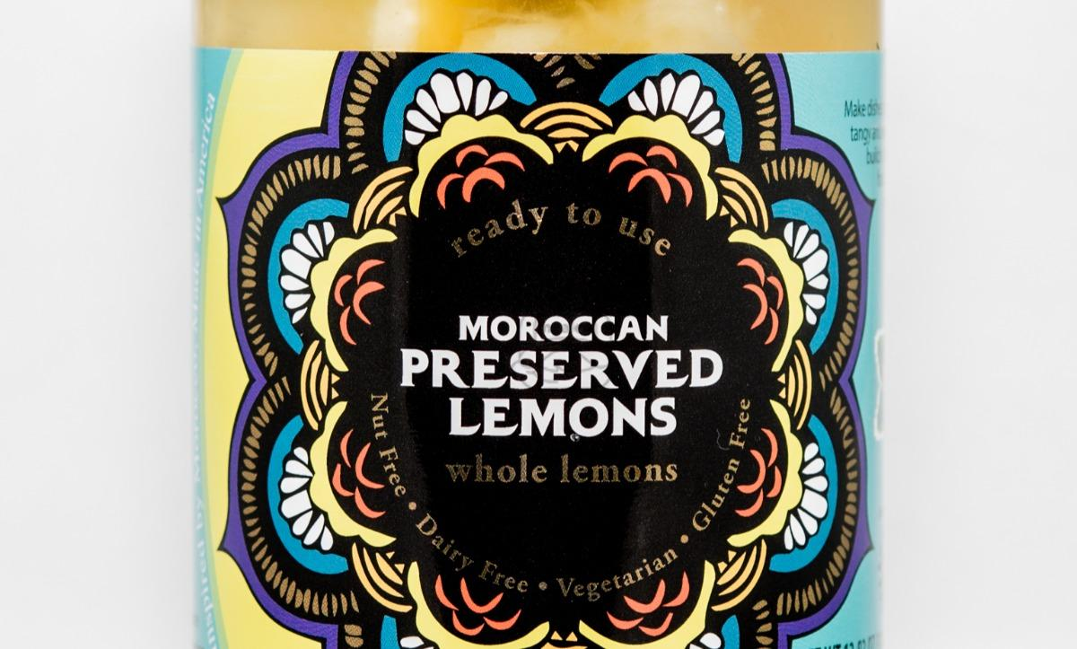Preserved Lemons (Jar)