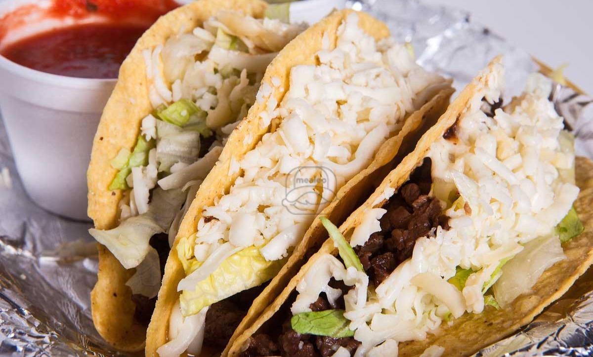 Crunchy Tacos (A La Carte)