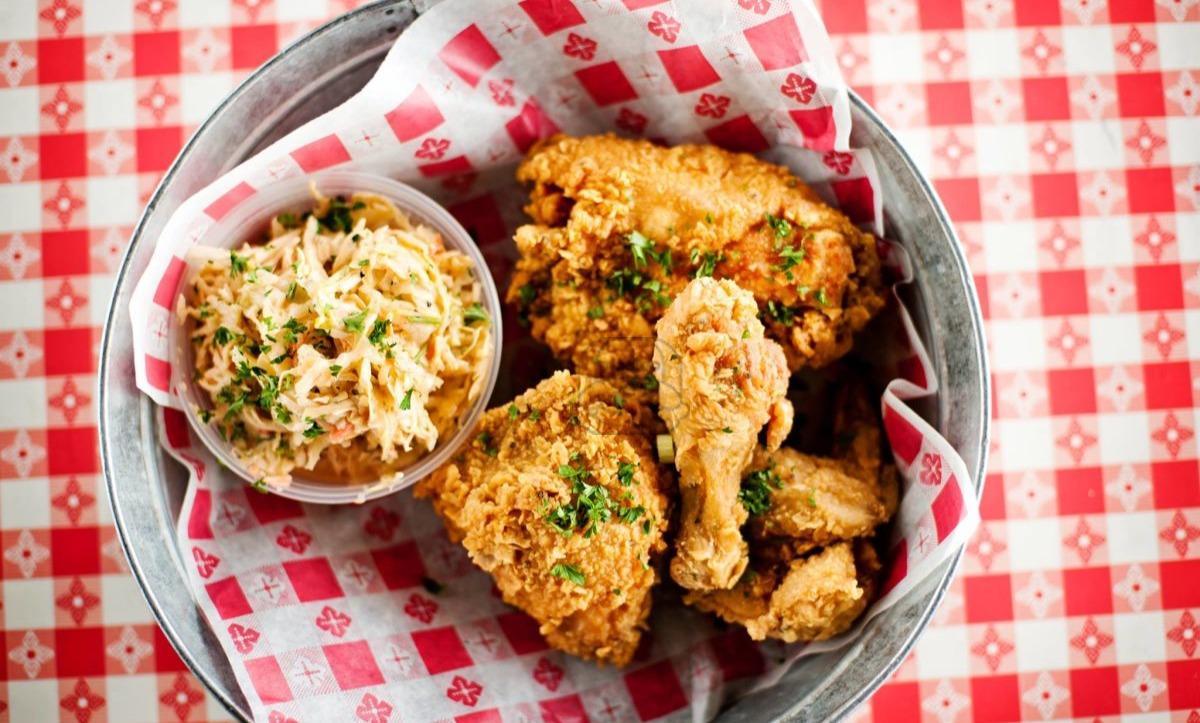1/2 Fried Chicken
