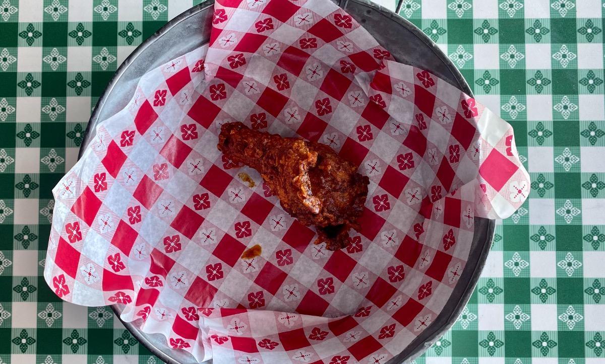 Nashville Hot Chicken Drumstick
