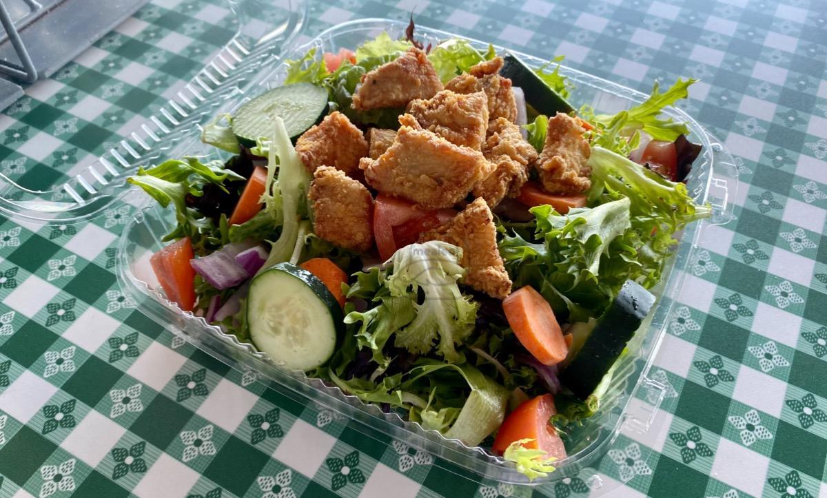 Chicken Little Salad