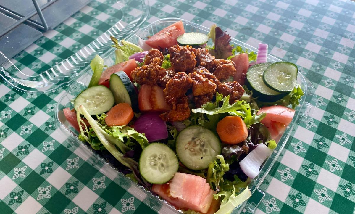 Nashville Hot Chicken Little Salad