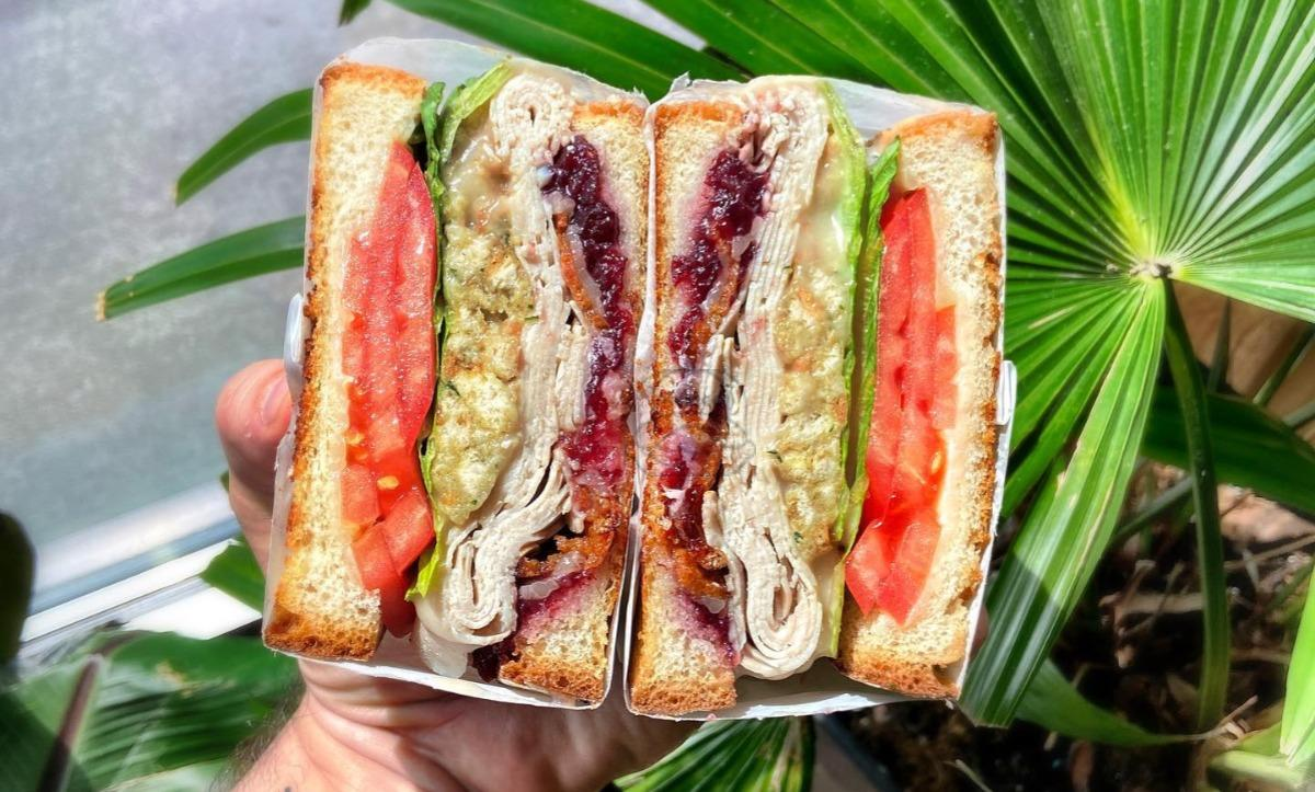 Custom Sandwich