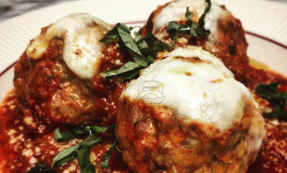 Jim Rua's Meatballs