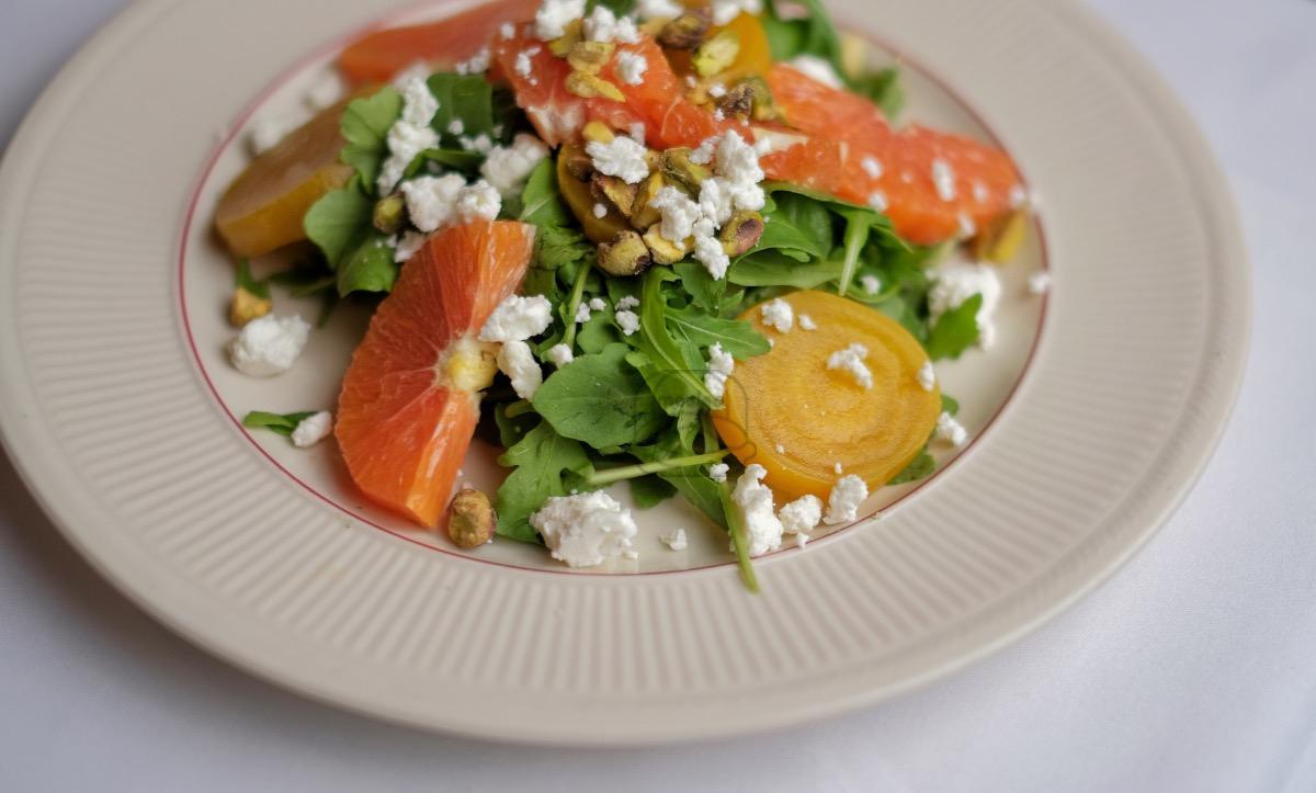 Beet & Orange Salad