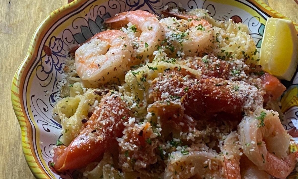 Shrimp Gambino