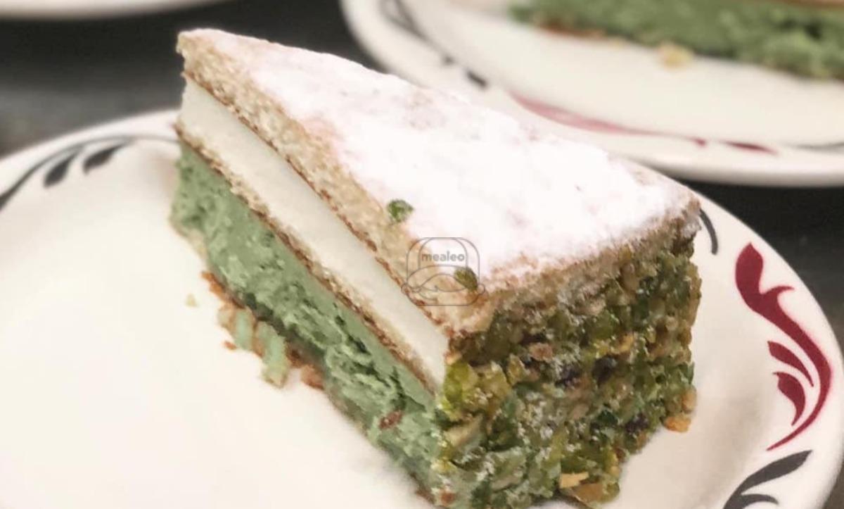 Pistachio Cake