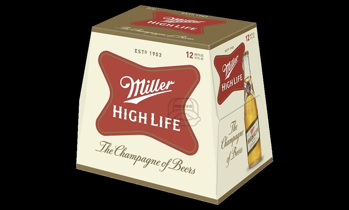 Miller High Life (12-Pack)