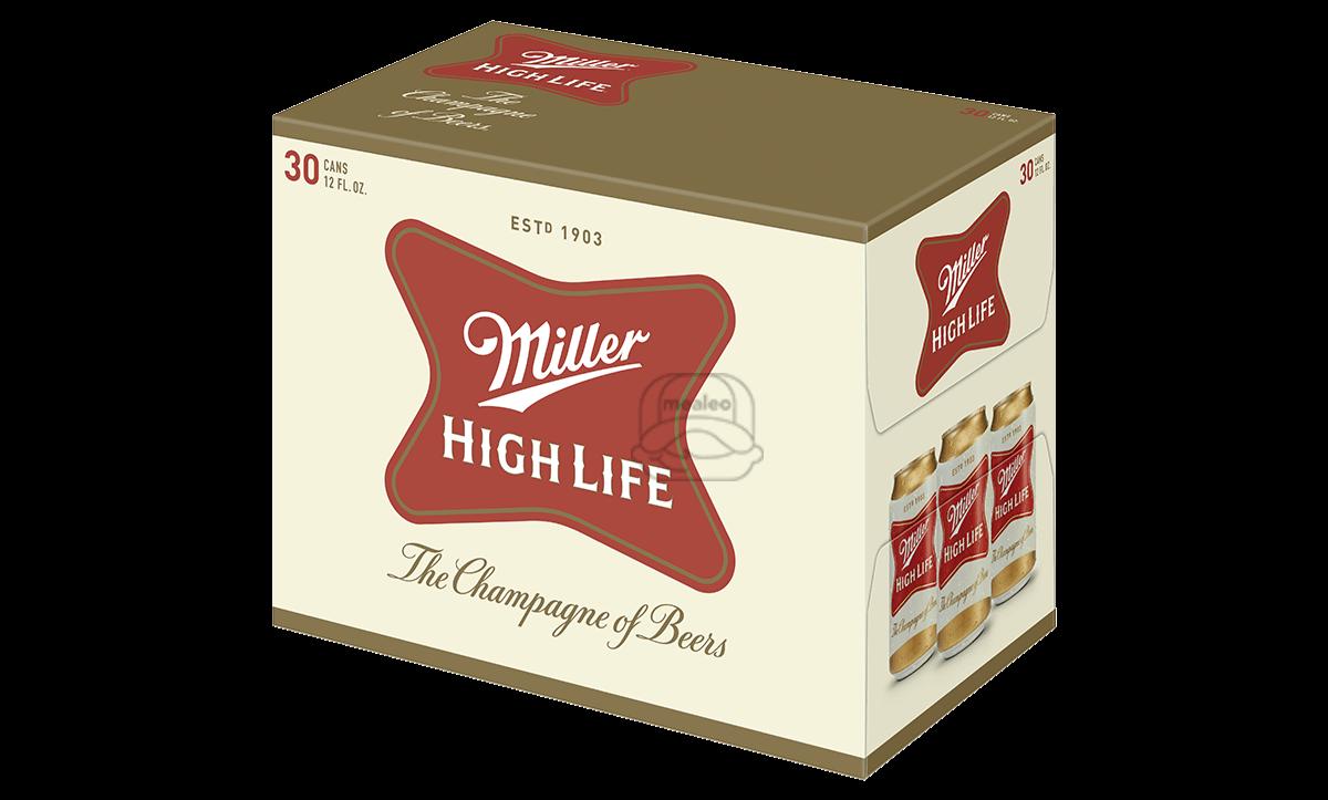 Miller High Life (30-Pack)