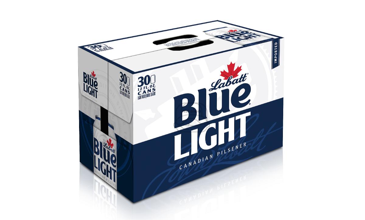 Labatt Blue Light (30-Pack)