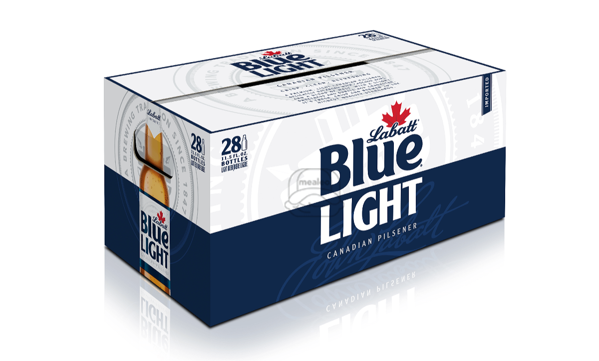 Labatt Blue Light (28-Pack)