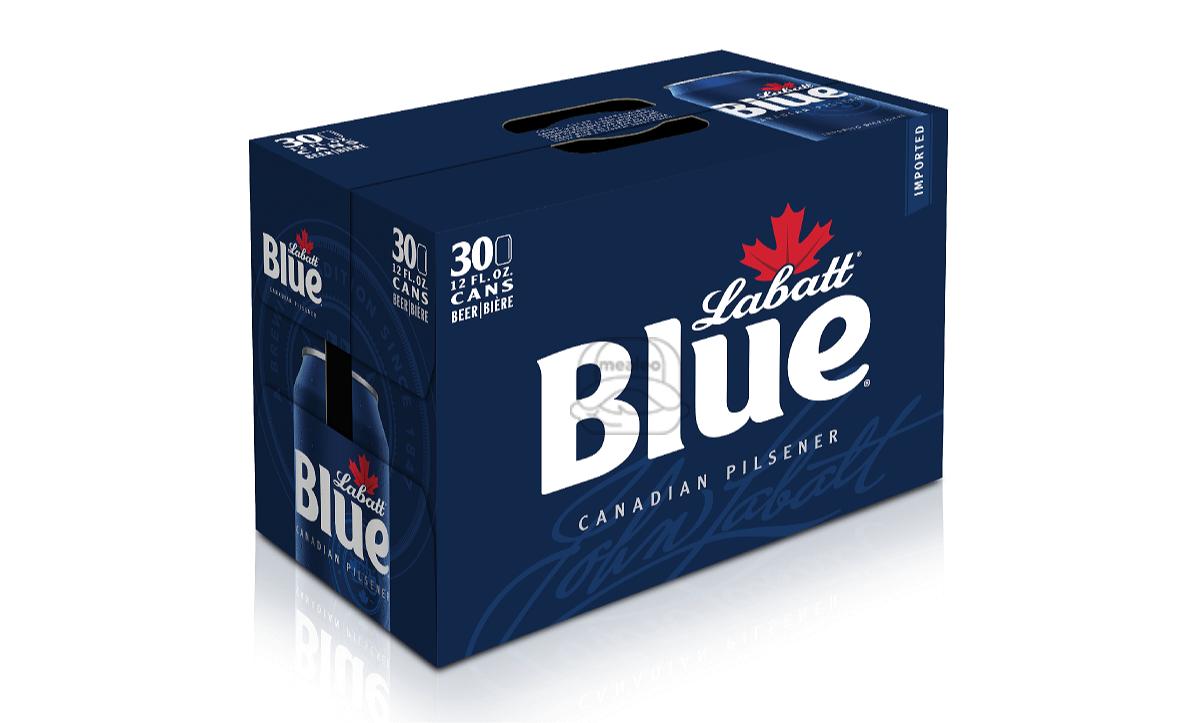 Labatt Blue (30-Pack)