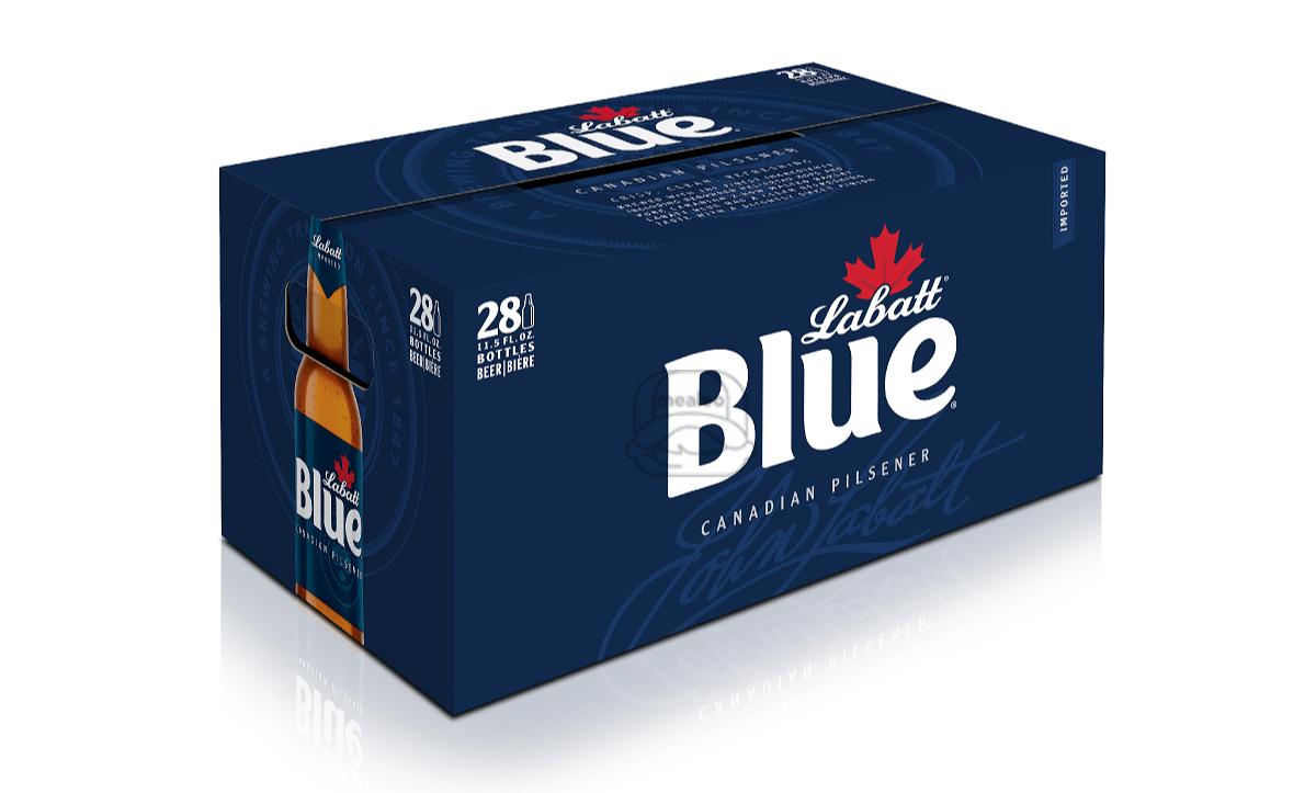 Labatt Blue (28-Pack)