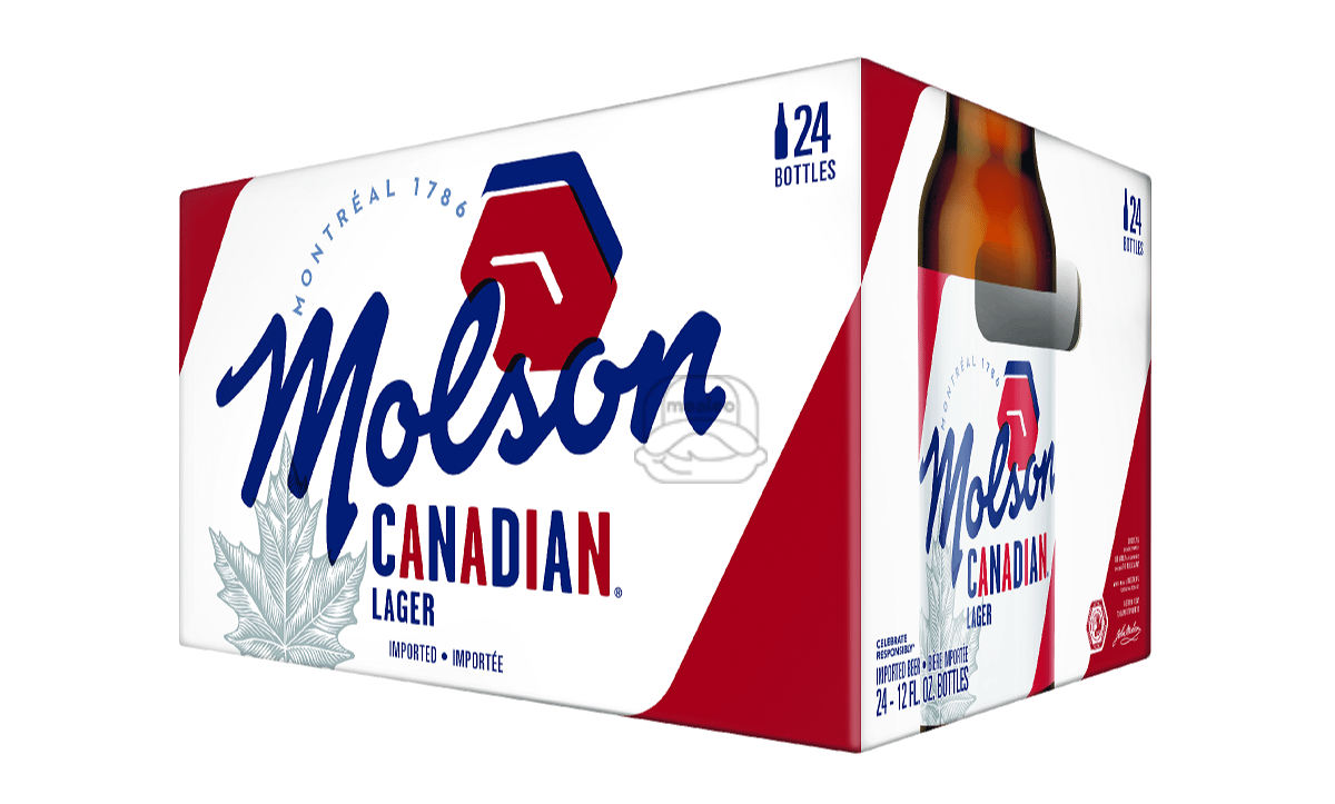 Molson Canadian (24-Pack)