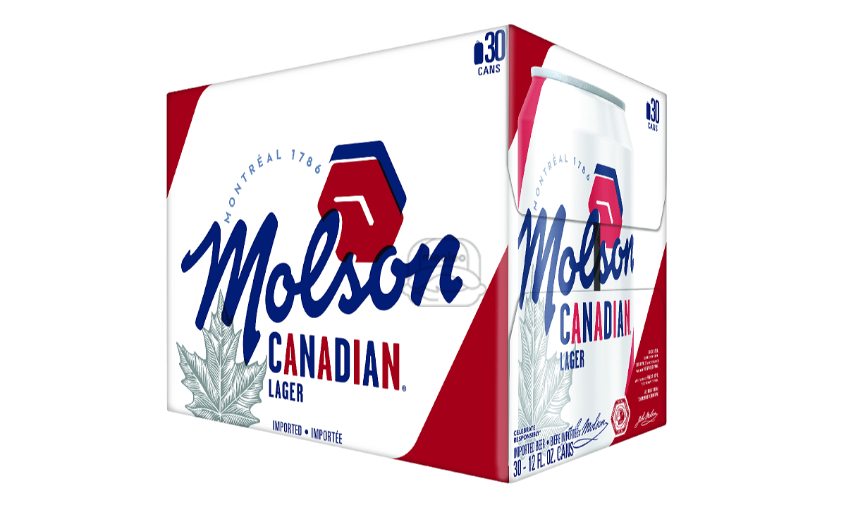 Molson Canadian (30-Pack)