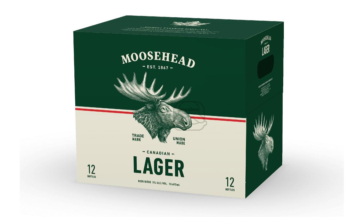 Moosehead Lager (12-Pack)