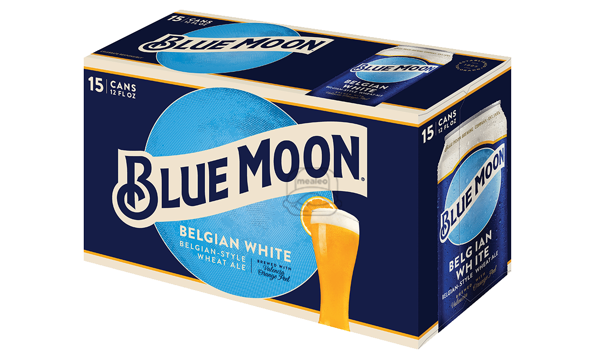 Blue Moon Belgium (15-Pack)