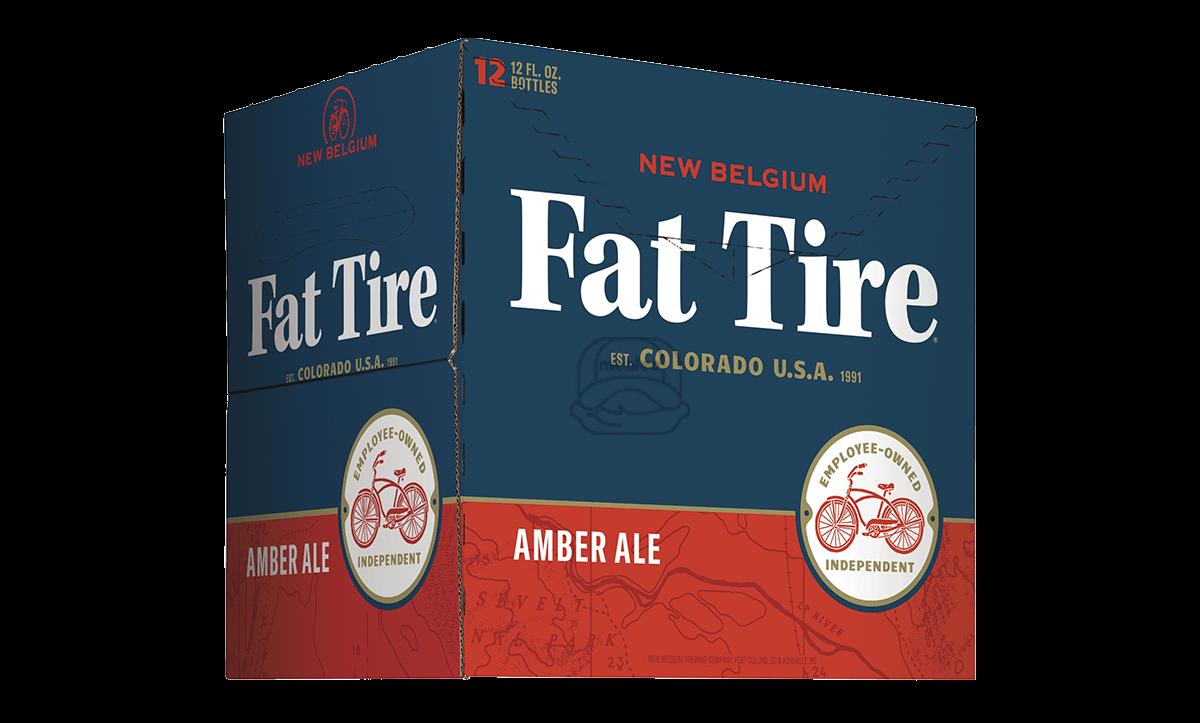 New Belgium Fat Tire (12-Pack)