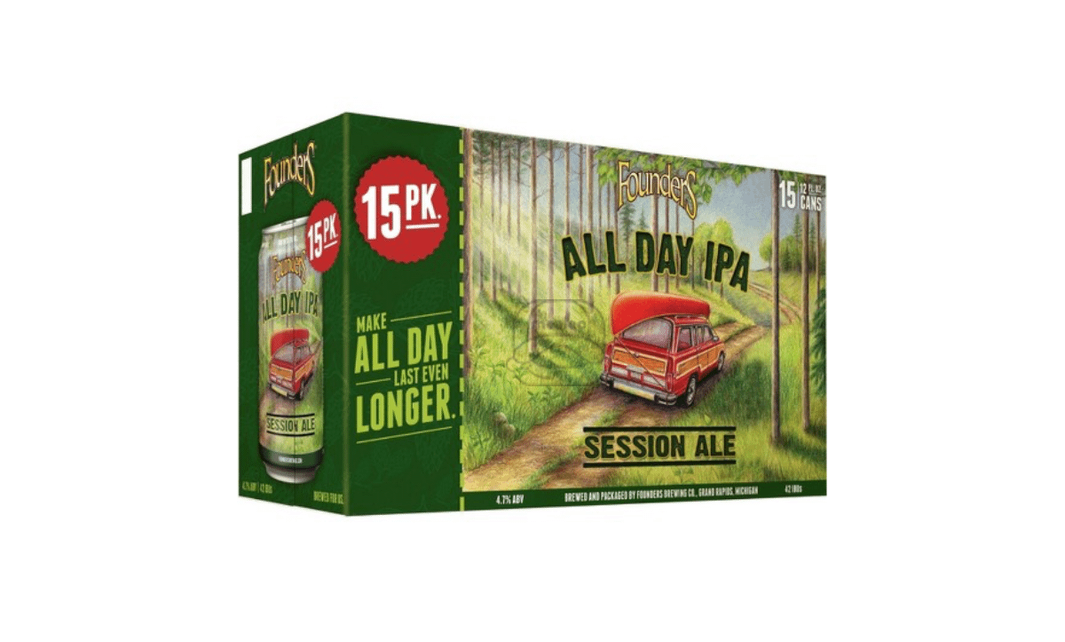 Founders All Day IPA (15-Pack)