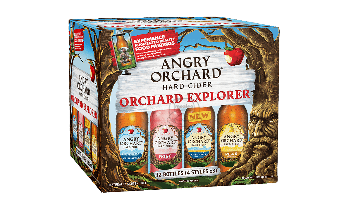 Angry Orchard Variety (12-Pack)