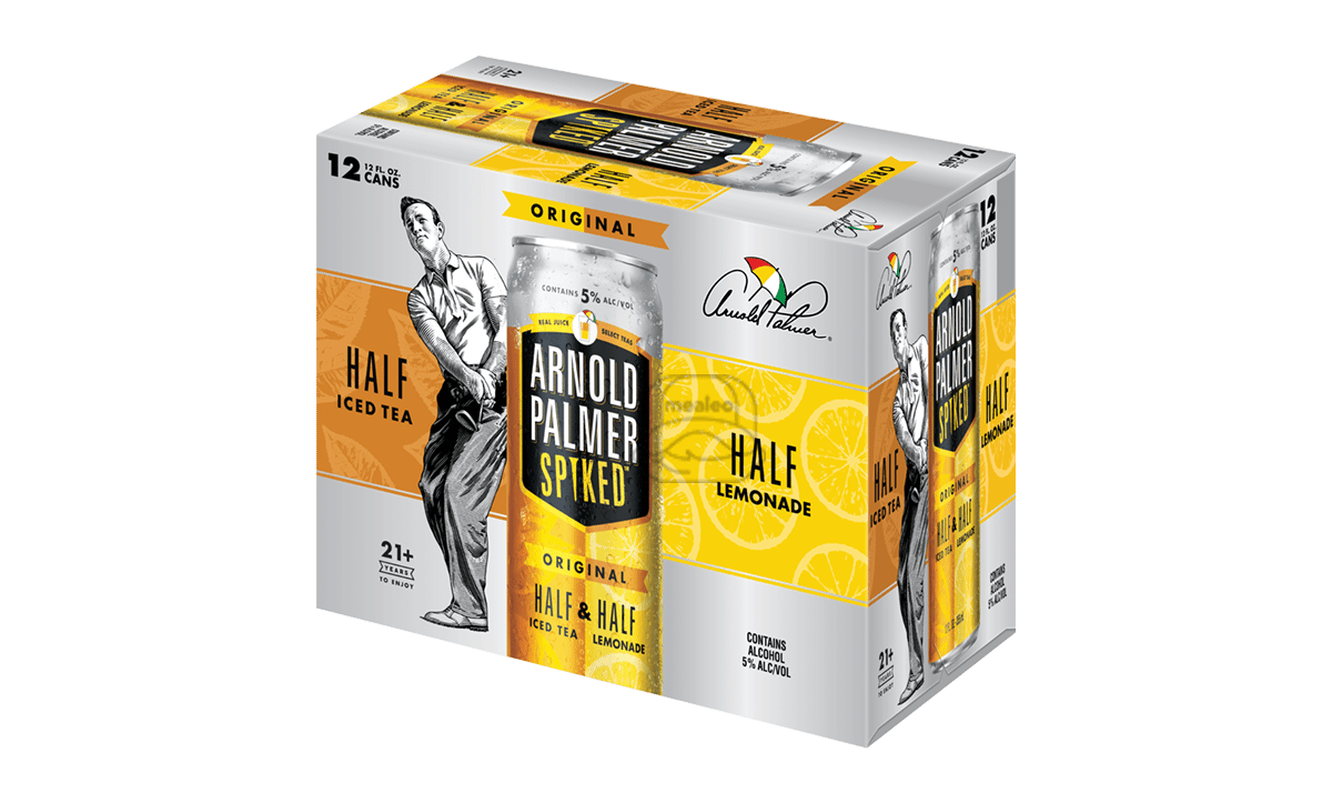 Arnold Palmer Spiked (12-Pack)