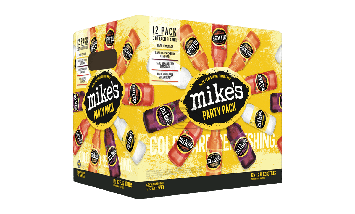 Mike's Hard Variety (12-Pack)
