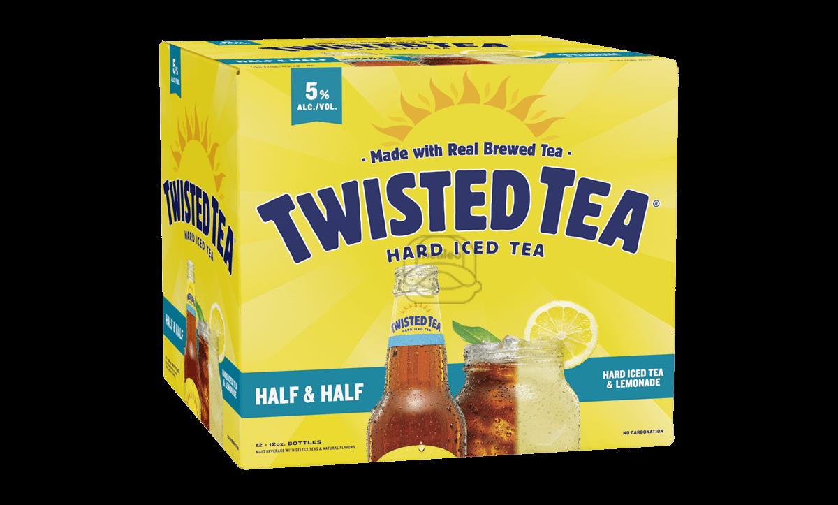 Twisted Tea Half & Half (12-Pack)