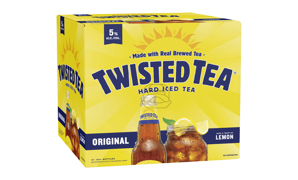 Twisted Tea Original (12-Pack)