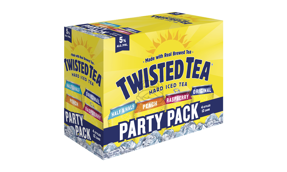 Twisted Tea Variety (12-Pack)