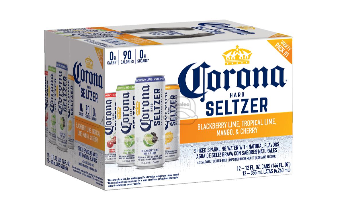 Corona Seltzer #1 Variety (12-Pack)
