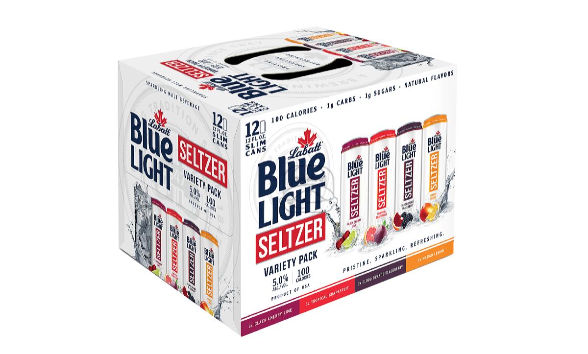 Labatt Blue Seltzer Variety (12-Pack)
