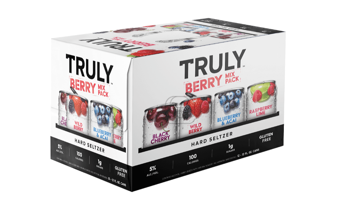 Truly Berry Seltzer Variety (12-Pack)