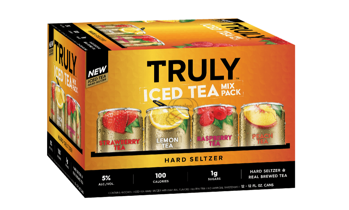 Truly Tea Variety (12-Pack)