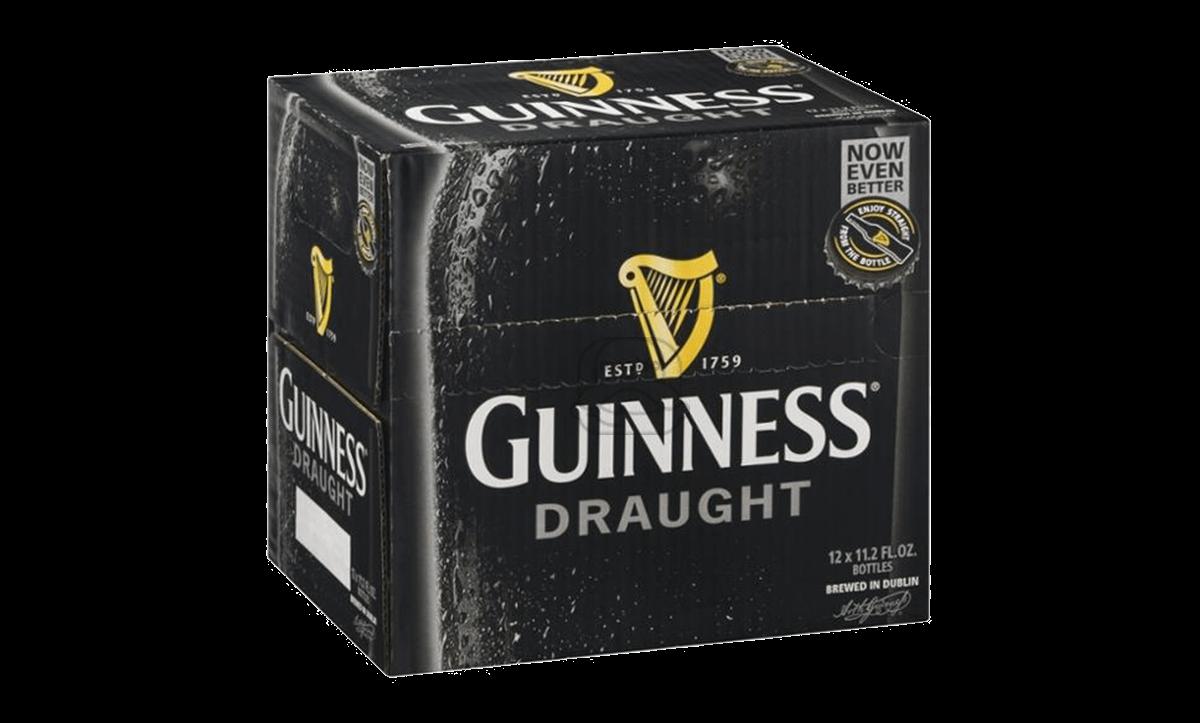 Guinness Draught (12-Pack)