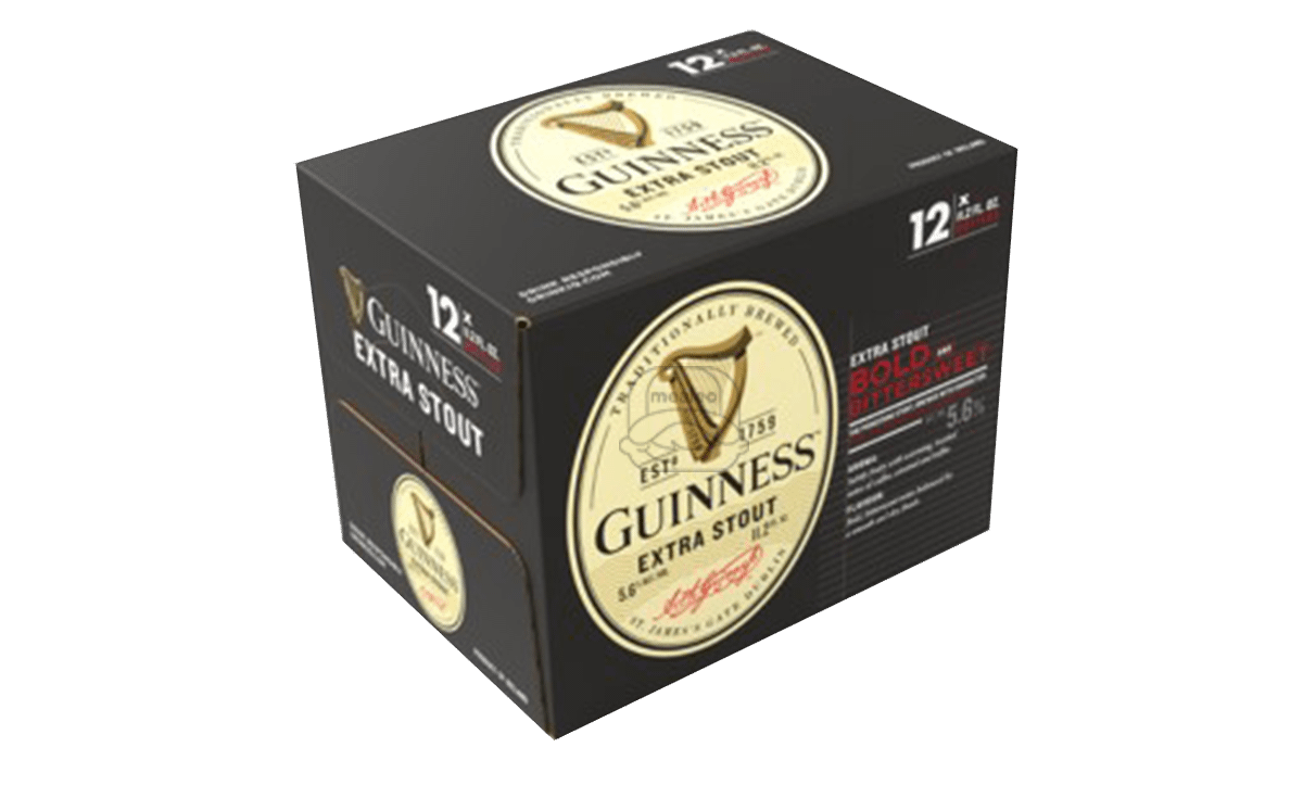 Guinness Extra Stout (12-Pack)