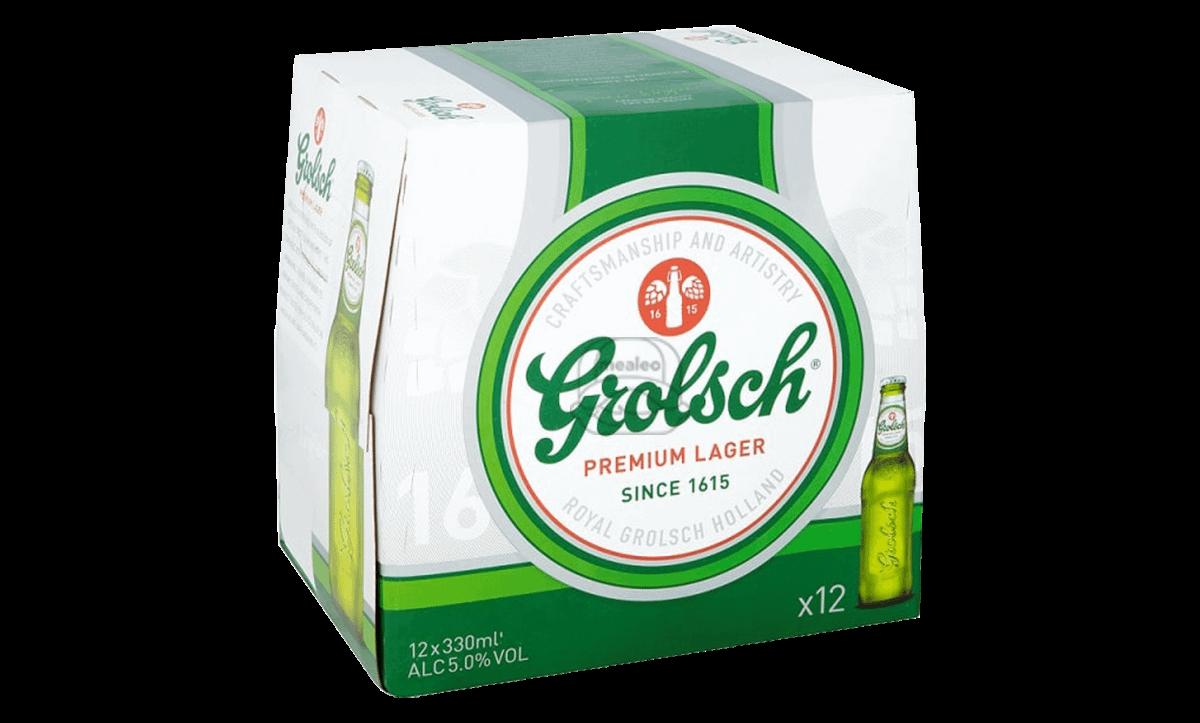 Grolsch (12-Pack)