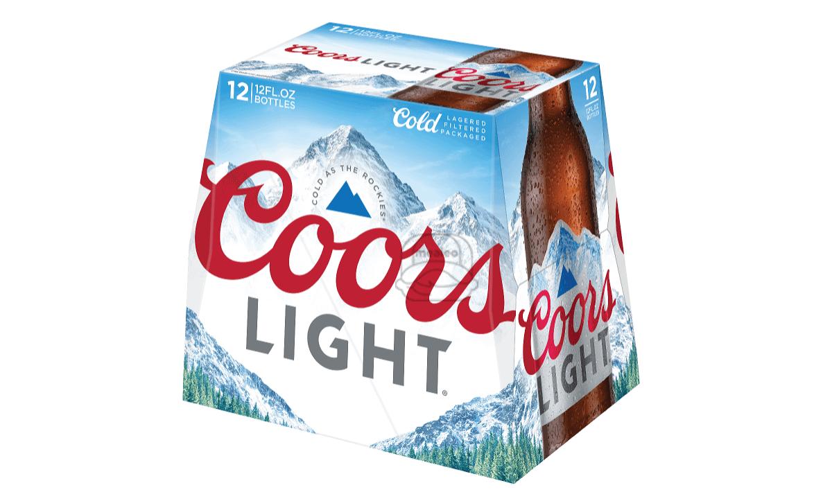 Coors Light (12-Pack)