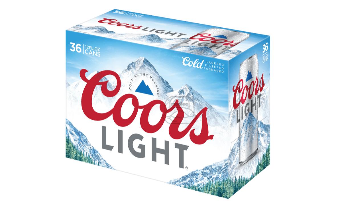 Coors Light (36-Pack)