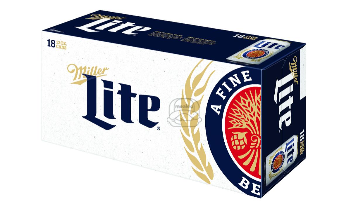 Miller Lite (18-Pack)