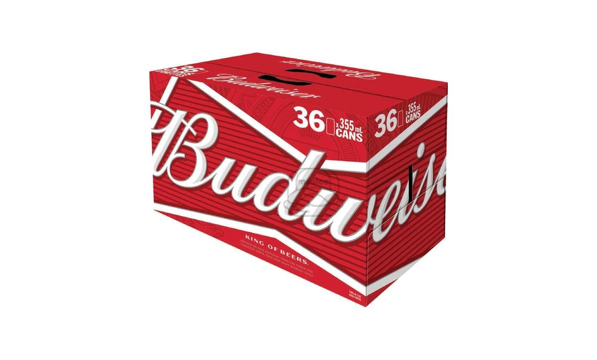 Budweiser (36-Pack)