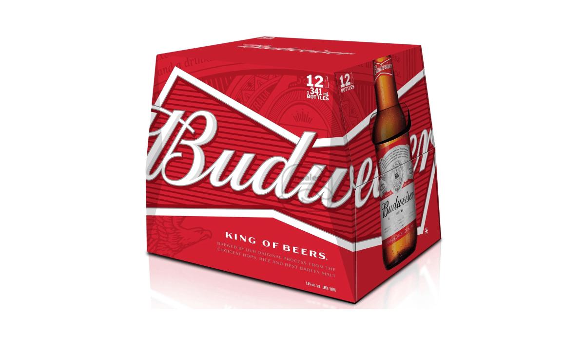 Budweiser (12-Pack)
